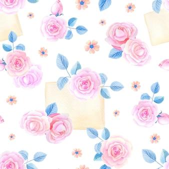 Wzór z róż