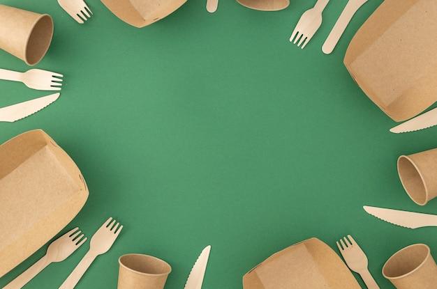 Wzór zero odpadów, koncepcja bez plastiku
