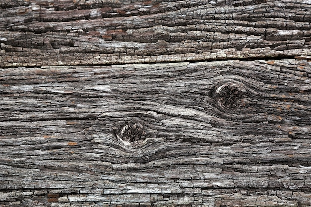 Wzory i tekstury starego drewna