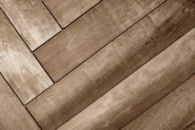 Wzorzyste drewniane podłogi teksturowane tło
