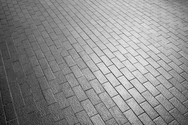 Wzorzyste płytki chodnikowe