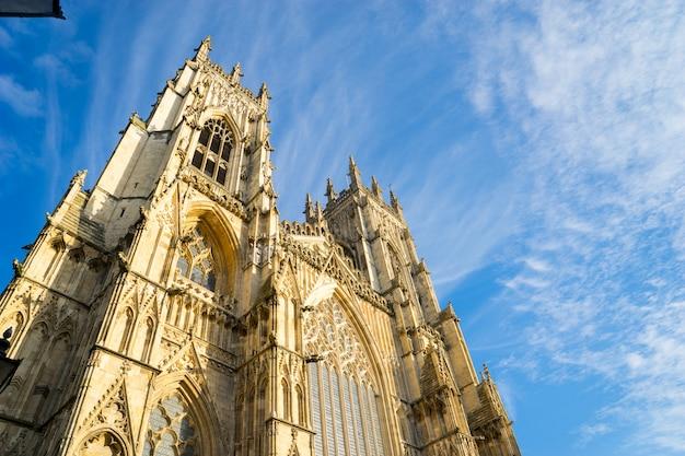 York minster, anglia, wielka brytania