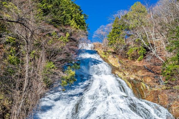Yudaki spada w nikko w japonii