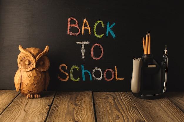 Z powrotem do szkoły, pojęcie rodzicielstwa.