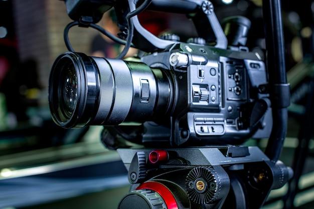 Za kulisami profesjonalnych kamer wideo do produkcji wideo