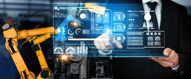 Zaawansowany system ramienia robota dla przemysłu cyfrowego i robotów fabrycznych