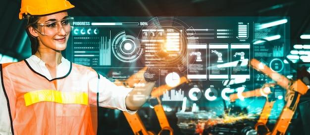 Zaawansowany system ramienia robota dla przemysłu cyfrowego i technologii robotów fabrycznych