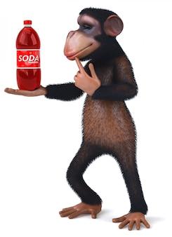Zabawa małpa
