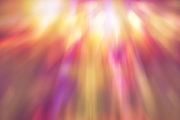 Zabawa połączenie kolorów, niewyraźne kolorowe jasne tło