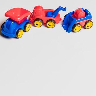 Zabawkowe samochody
