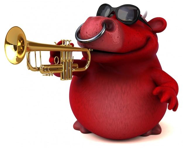 Zabawna animacja red bull