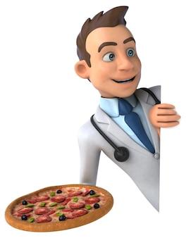 Zabawny doktorze