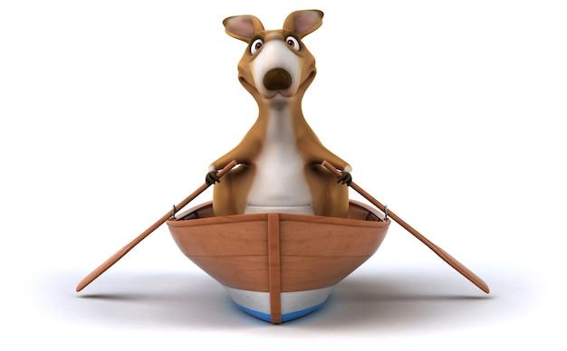 Zabawny kangur