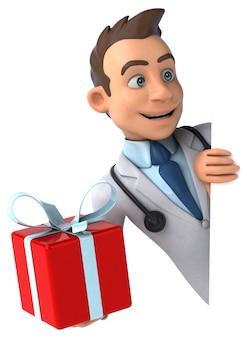 Zabawny lekarz