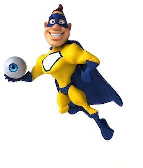 Zabawny superbohater