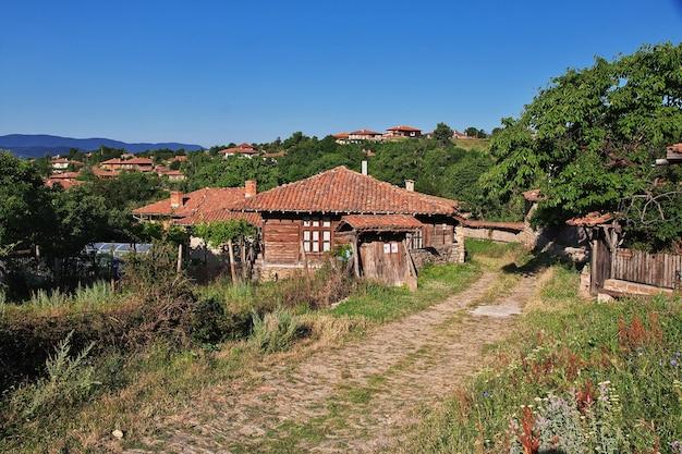 Zabytkowy dom w miejscowości żerawna w bułgarii