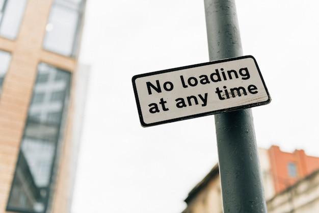 Żadne ładowanie w żadnym momencie nie jest sygnalizowane w mieście