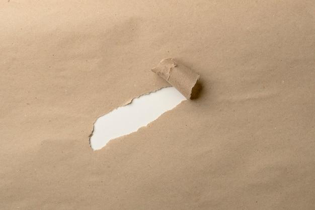 Zadrapanie papieru