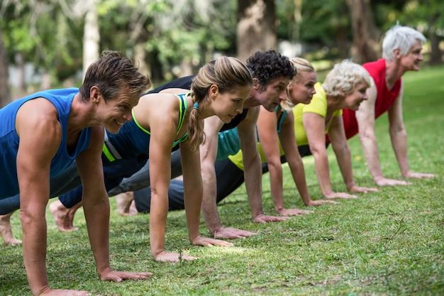 Zajęcia fitness jogi