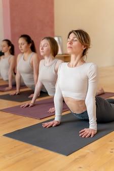Zajęcia z nauczycielem jogi