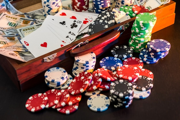 Zakłady to hazard dla inwestorów
