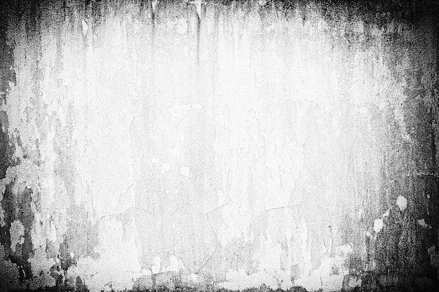 Zakłopotany czarny grunge ciemne tło bałagan