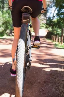 Zakończenie kobiety kolarstwo