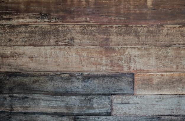 Zakończenie stara drewniana tekstura. stare panele w tle