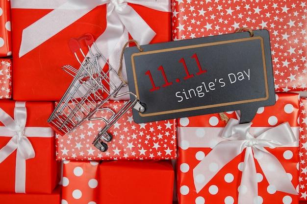 Zakupy online w chinach, sprzedaż w dniu 11.11 sprzedaży