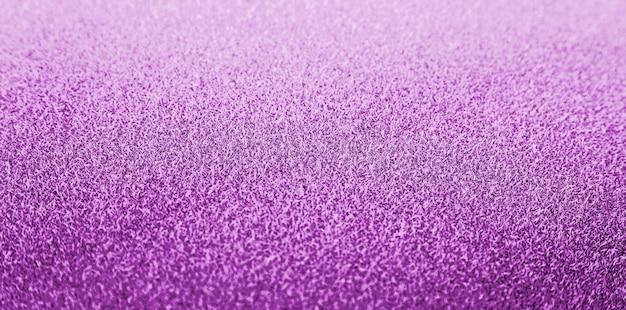 Zamarznięta purpurowa powierzchnia samochód w ranku
