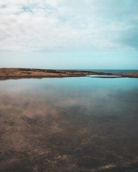 Zamarznięty ocean w rio de janeiro