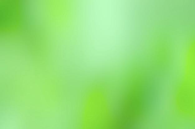 Zamazana zieleń opuszcza bokeh abstrakta tło