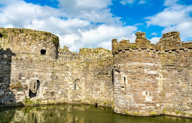 Zamek beaumaris, światowe dziedzictwo unesco w walii, wielka brytania