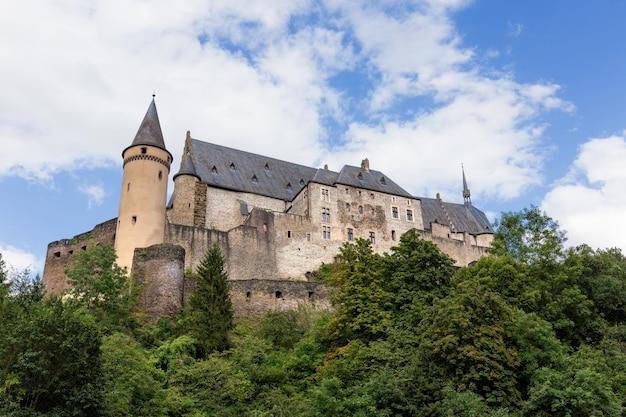 Zamek vianden