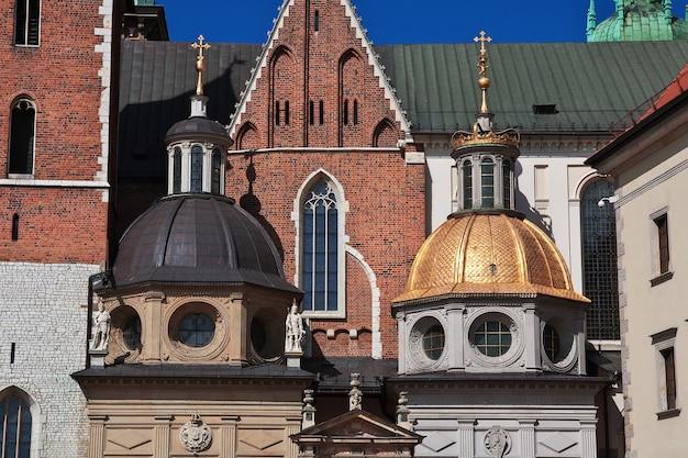 Zamek w krakowie polska