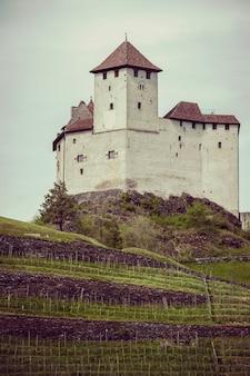 Zamek w szwajcarii