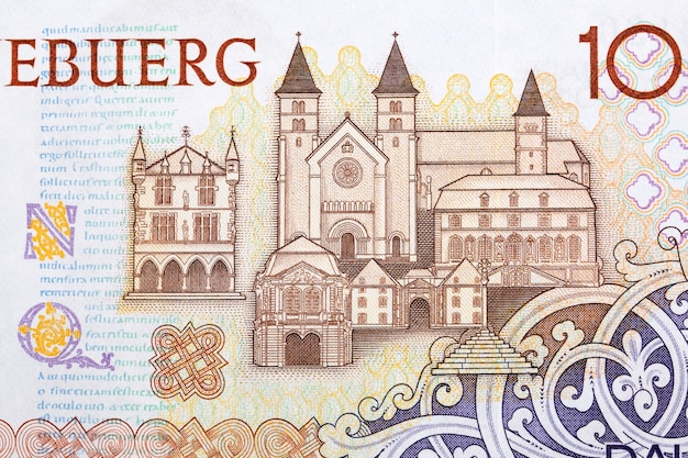 Zamek z franków luksemburskich