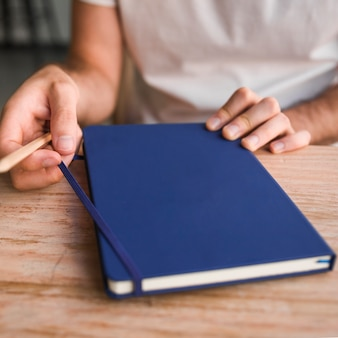 Zamknięty dziennik