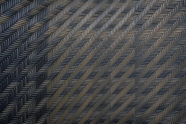 Zamknięty przeplatający krzesło tekstura