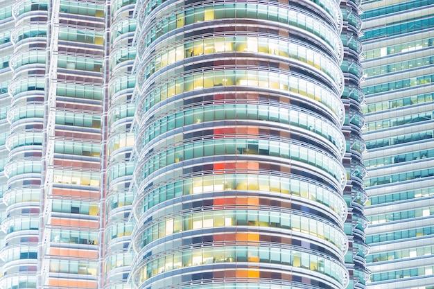 Zamknij okno architektury budynku