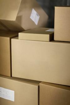 Zamknij paczki z dostawą
