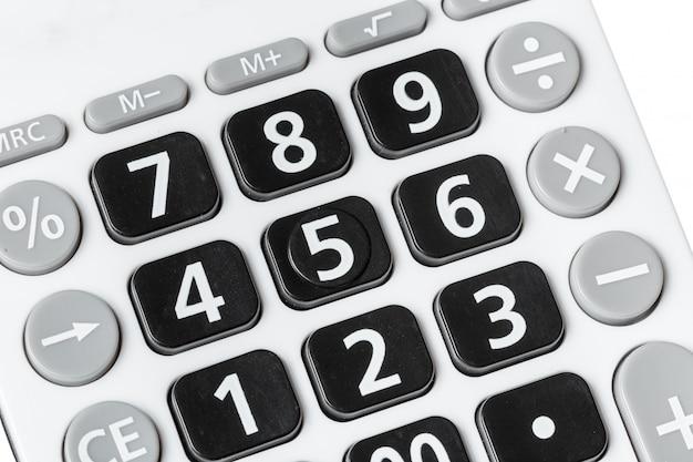 Zamknij się obraz kalkulatora