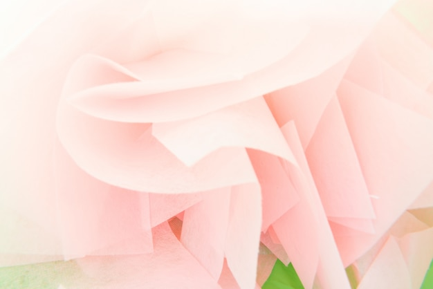 Zamknij się różowy papier morwy