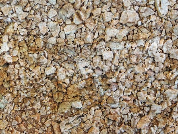 Zamknij się z kamienia tekstury na zewnątrz