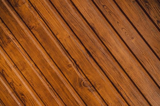 Zamyka up drewniane deski