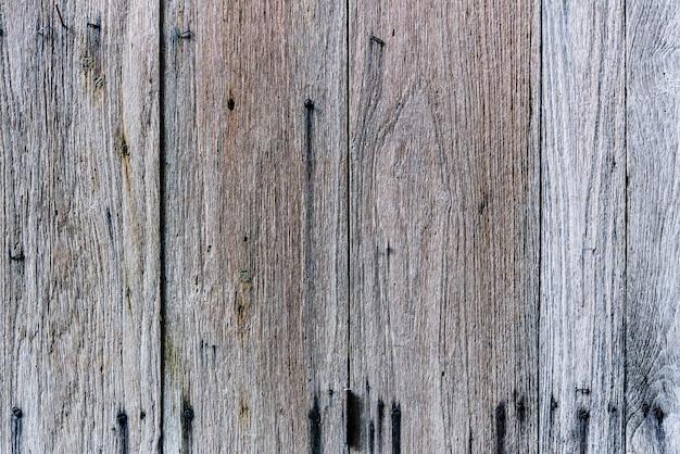 Zamyka up stary drewniany tło lub tekstura