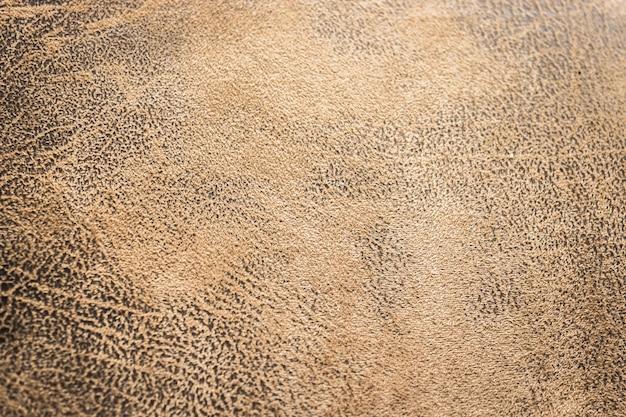 Zamyka w górę brown rzemiennego tekstury tła.