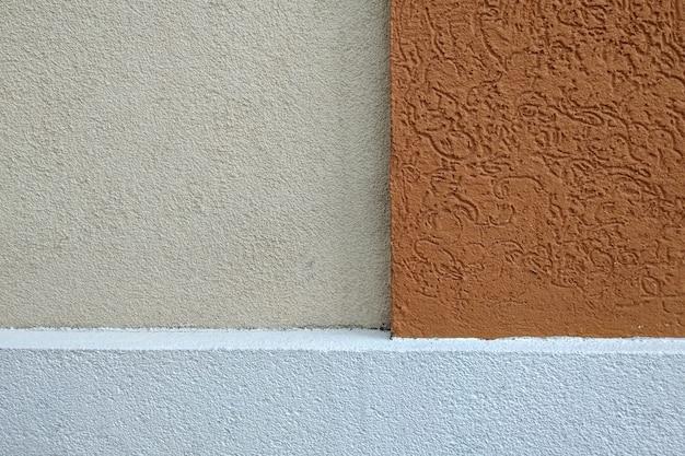 Zamyka w górę szczegółu buiding zewnętrzna fasada z dekoracyjnymi elementami.