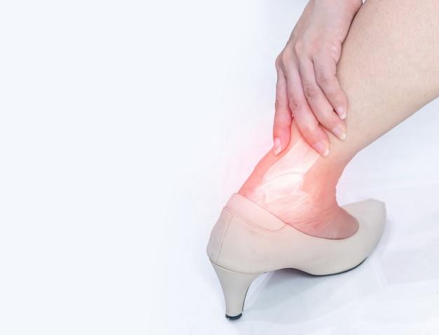 Zapalenie więzadła piętowego u kobiet