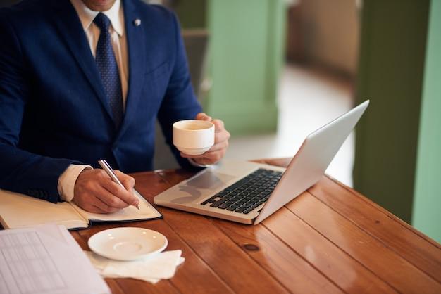 Zapisywanie spotkań